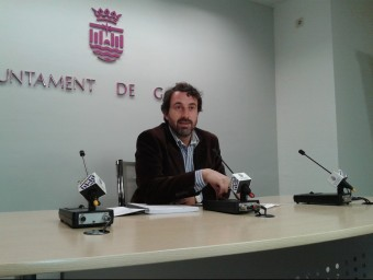 Vicent Mascarell ha estat el signatari de la demanda judicial. EL PUNT AVUI