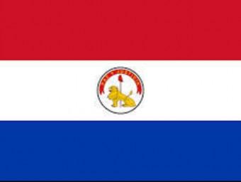 Bandera Paraguai EPA