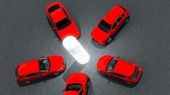 Una imatge virtual de l'estand de Mazda a Fira de Girona MAZDA