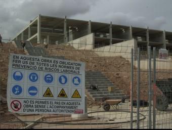 La prevenció de riscos laborals és una activitat que cada vegada se segueix més en l'empresa catalana  ARXIU / LLUÍS SERRAT