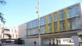 L'Ajuntament de Premià de Dalt, en una imatge del passat 8 de novembre MARIA TERESA MÁRQUEZ