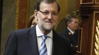 El president del govern espanyol, Mariano Rajoy ACN