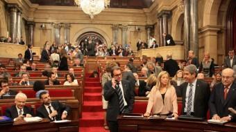 Parlament de Catalunya ACN