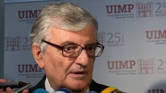 El fiscal general de l'Estat, Eduardo Torres-Dulce, en una imatge d'arxiu ACN