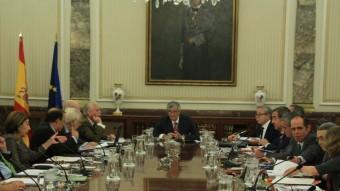 Eduardo Torres-Dulce presideix la Junta de Fiscals de Sala per debatre la querella al 9-N ACN