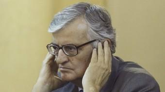 El fiscal general de l'Estat, Eduardo Torres-Dulce, aquest dijous al Senat EFE