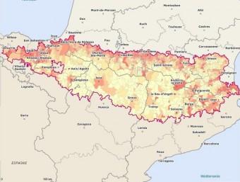 La Comunitat de Treball dels Pirineus engloba les administracions dels tres estats pirinencs actuals
