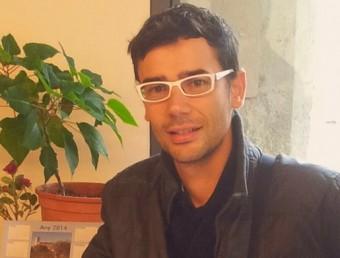 Jonathan Castelló , regidor de Solidaritat per la Independència EPA