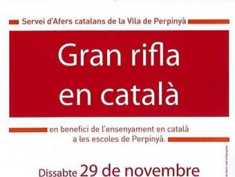 Cartell de la manifestació