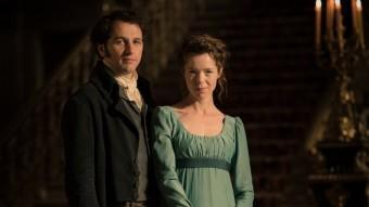 Mr. Darcy i Elizabeth Bennet EN L'ADAPTACIÓ DE LA BBC DE 'LA MUERTE LLEGA A PEMBERLEY' ANTENA 3