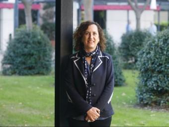 Maria Abellanet és consellera delegada del Grup CETT.  ORIOL DURAN