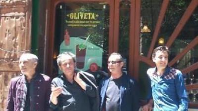 Gerard Jacquet, Pascal Comelade, Pere Figueres i Raph Dumas, artistes de la Col·lecció Nord ALEIX RENYÉ
