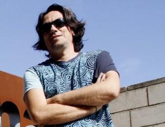 Jordi Planagumà. Black Music Festival organiser.  ARCHIVE