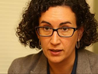 Marta Rovira, secretària general d'ERC ANDREU PUIG
