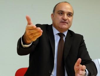 El president de la FCF, Andreu Subies QUIM PUIG