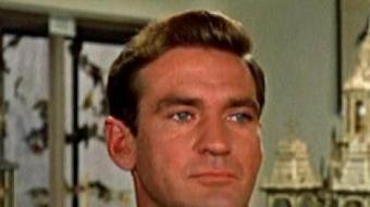 Rod Taylor en una imatge d''Els ocells', pel·lícula d'Alfred Hitchcock que va protagonitzar el 1963 EL PUNT AVUI