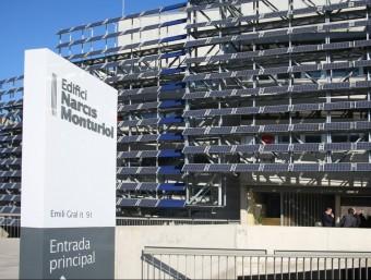 El parc de Girona va presentar concurs el passat 8 de gener.  ARXIU