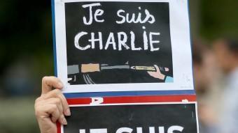 L'atac al setmanari francès ha generat reaccions de suport arreu del món. AFP