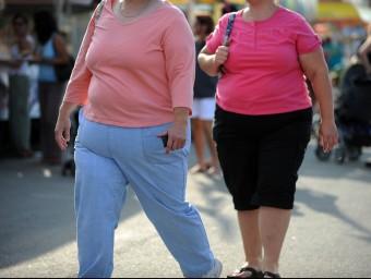 Estan proliferant les aplicacions mòbils orientades a atacar els excessos en la ingesta d'aliments.  AFP/ARXIU