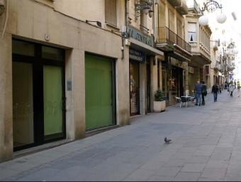 La nova seu de la DO Tarragona serà a tocar de la plaça del Blat de Valls i del futur Museu Casteller JOSEP LLUÍS ERAS