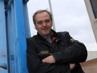 Carlos Rossell, és director general de Eolgreen i MTC Estampació.  QUIM PUIG