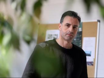 Christian Castresana va fundar, junt amb Valentin Rouet, l'startup Clickug.  QUIM PUIG