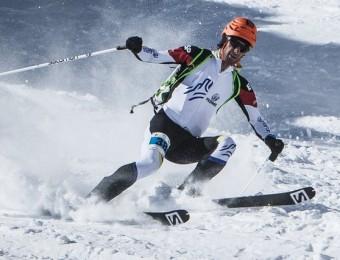 Kilian Jornet, en la copa del món d'Andorra ISMF PRESS