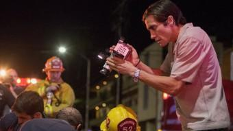 Jake Gyllenhaal fa una gran interpretació d'un reporter nouvingut i sense escrúpols FILMAX