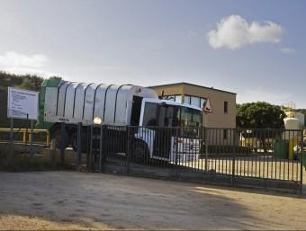 Recuperació de Pedreres gestionava l'abocador de Cruïlles, tancat el novembre passat.  L. SERRAT