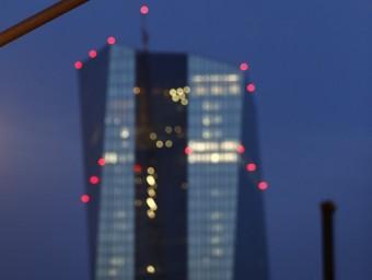 El BCE finalment ha anunciat una forta injecció de diners a l'eurozona.  ARXIU