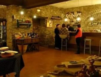 El Celler de la Selva aposta per una barreja de cuina catalana i japonesa, a més de sales d'exposicions i concerts EL PUNT AVUI
