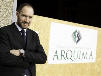 José Antonio González va fundar Arquima el 2007.  ARXIU