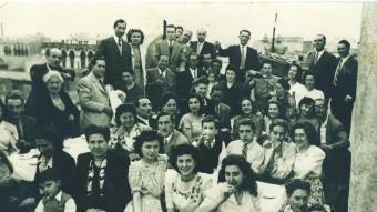 Foto histórica de la Unió LA UNIÓ