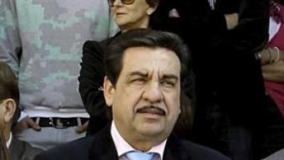 L'exvicepresident de la Diputació de Castelló, Francisco Martínez. ARXIU