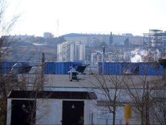Els polígons industrials també formen part de les trames urbanes del territori.  ARXIU /QUIM PUIG