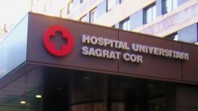 L'Hospital Universitari Sagrat Cor ha rebut el gruix més gran de derivacions WIKIMEDIA COMMONS