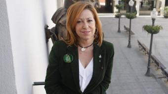 La candidata Montserrat Candini Oriol Duran