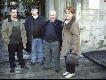 Carme Martí el 2002 quan va iniciar el procés. T.S