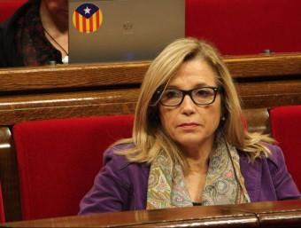 La vicepresidenta Joana Ortega, en una imatge d'arxiu ACN