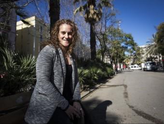 Maria Recuero entén que el congrés del sindicat ha ratificat la seva feina en els darrers quinze mesos.  ALBERT SALAMÉ