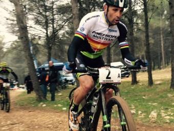 Josep Antoni Hermida , en la tercera etapa