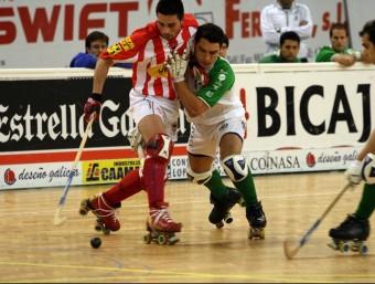 Torra en la semifinal del 2009 EL PUNT