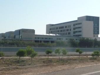 Edifici del nou hospital de Llíria que hui obre les portes. ESCORCOLL