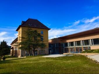 El Balneari de Rocallaura (Urgell) és un dels hotels que han vist un augment significatiu de reserves per a aquest cap de setmana EVA POMARES