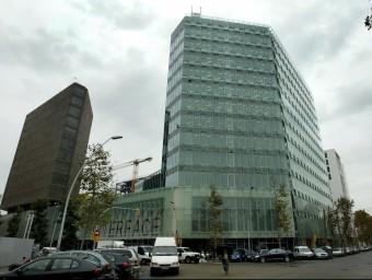 El mercat d'oficines de Barcelona es recupera després d'anys amb volums de contractació a la baixa.  ARXIU