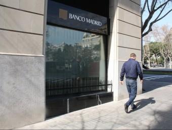 Els filtres de Banco Madrid van deixar passar 14 clients amb qui no podia establir relacions.  ACN
