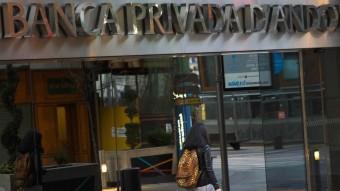 La família Cierco controla la Banca Privada d'Andorra i té un pes el ram del tabac andorrà. REUTERS