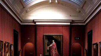 La National Gallery de Londres és observada amb la càmera minuciosa i reflexiva del cineasta nord-americà Frederick Wiseman SURTSEY FILMS