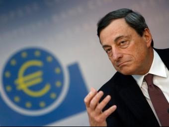 Europa assisteix a una recuperació lenta però la compra massiva de deute per part del BCE anima la perspectiva.  REUTERS /ACN