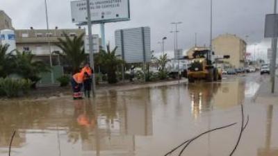 Castelló registra el mes de març més pluviós des de 1912. AGÈNCIES